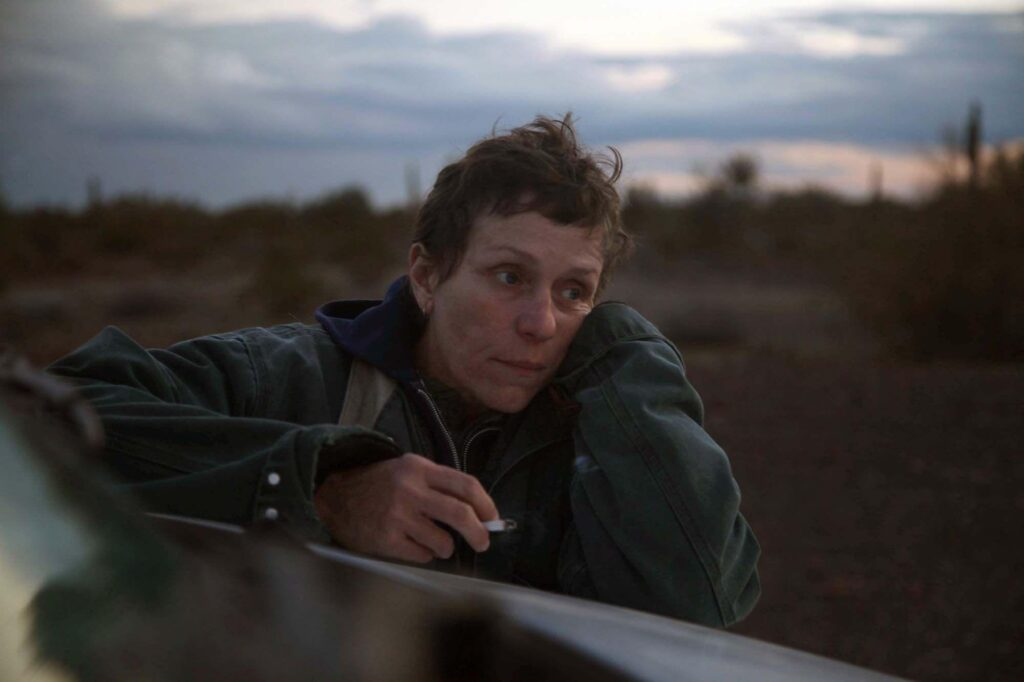 Nomadland / fox searchlight pictures