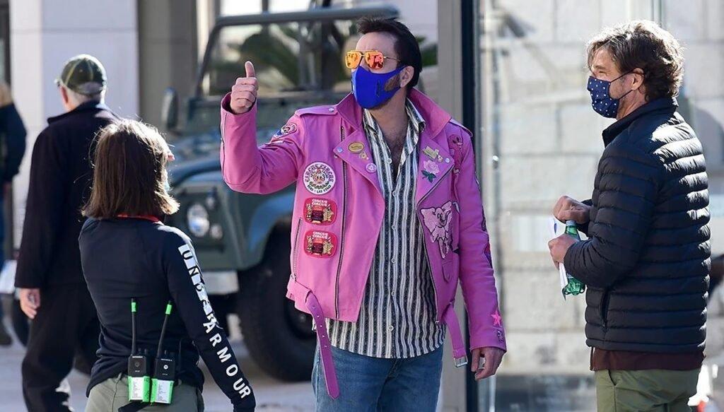 Nicolas Cage diz qual de seus filmes não tem coragem de ver